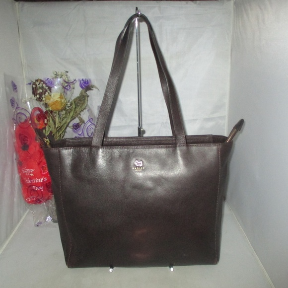 RADLEY LONDON Handbags - Radley London Greyfriar's Gardens Zip-Top Tote Bag